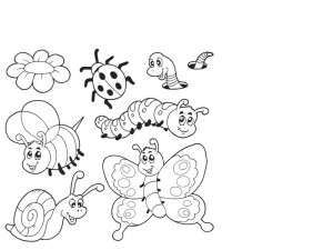 bugs coloring pages cool (3)