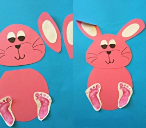 bunny crafts print