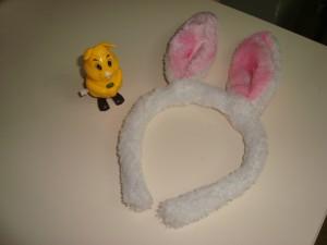 bunny lenguage activity