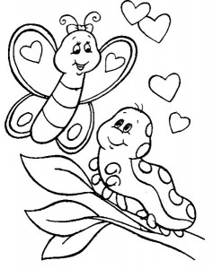 butterfly coloring pages (18)