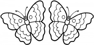 butterfly coloring pages (25)