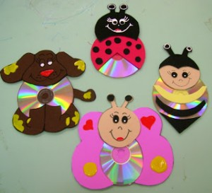 cd craft animals