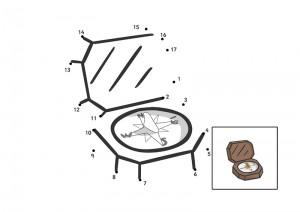compass dot to dot activities