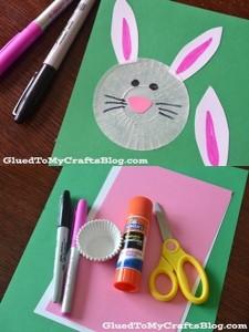 cupcake bunny crafts