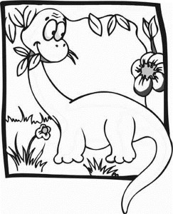 dinosaur coloring pages activities (19)