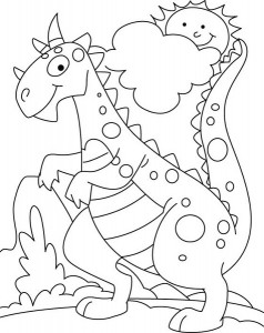 dinosaur coloring pages activities (27)