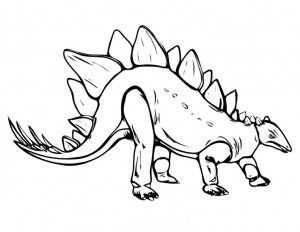 dinosaur coloring pages activities (6)