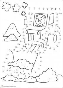 dot to dot printables (1)