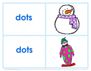 dots or stripes (10)