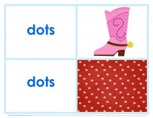 dots or stripes (9)