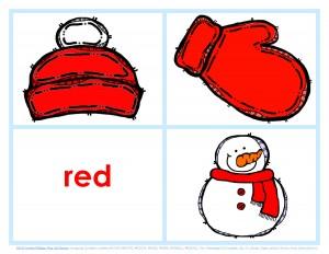dress the snowman (2)