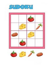 easy sudoku for kıds (1)