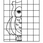 Symmetry and Finish Drawing Worksheets