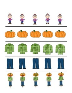 fall-autumn worksheets diffarant