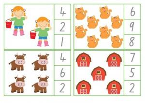 farm animals count (2)