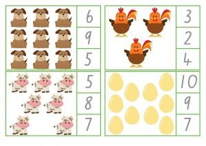 farm animals count (3)
