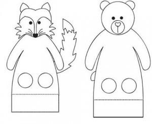 finger puppet worksheets (2)