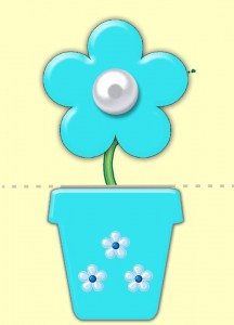 flower-pot cutting  and matching printable (10)