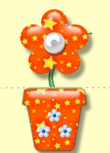 flower-pot cutting  and matching printable (7)