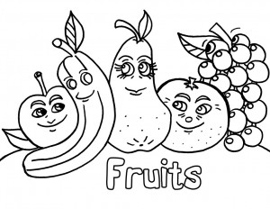 fruit coloring pages for kıds (10)