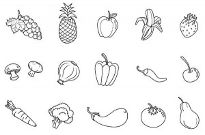 fruit coloring pages for kıds (9)