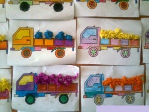 garbage truck crafts for kıds (3)