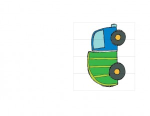 garbage truck worksheets puzzl