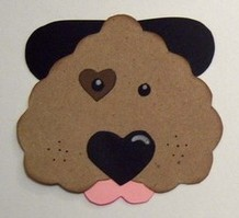 heart shaped animals,craft,actvities for kıds (2)