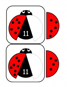 ladybugs math activities printables (14)