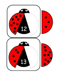 ladybugs math activities printables (17)