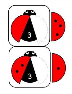 ladybugs math activities printables (20)