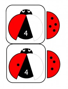 ladybugs math activities printables (22)