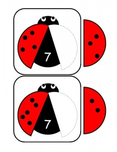 ladybugs math activities printables (23)