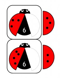 ladybugs math activities printables (6)