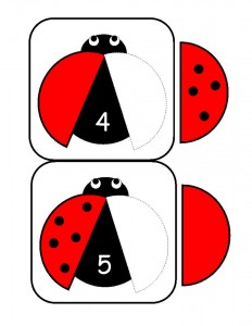 ladybugs math activities printables (9)