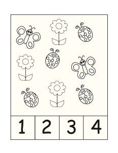 ladybugs worksheets (6)