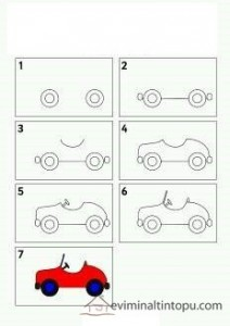 learn to draw vehicles