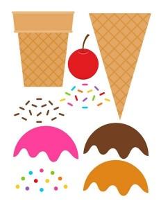 making ice cream activities