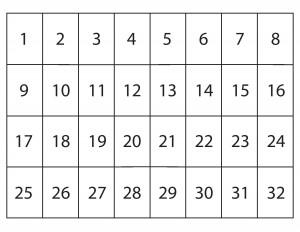 math animal puzzle