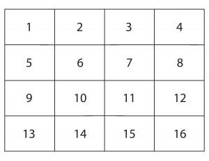 math puzzzle