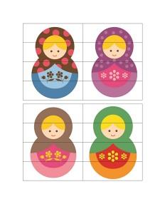 matryoshka puzzles