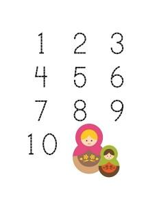 matryoshka tracing number