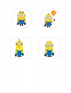 minions shapes learning