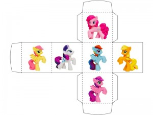 my little pony make dice