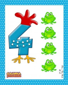 number cards for preschool (10)