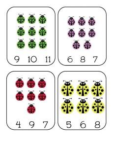 number cards ladybug (5)