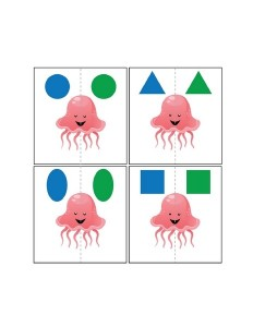 ocean animals math activitiesshapes