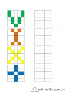 pattern coloring