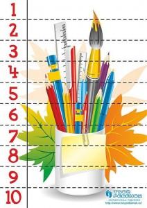 pencil case number puzzle