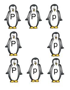 penguin Pisfor